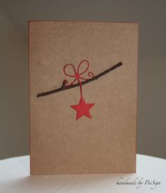 *PeiSign* Christmas Card, A6