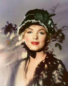 @PinFantasy - Marilyn- Photo by Jack Cardiff