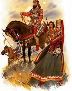 Hungarian Ambiance: Hun-Scythian origin of Hungarians