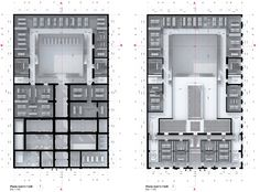 Mención Concurso Puesta en Valor y Renovación del Monumento Nacional Palacio Pereira / Tidy Arquitectos + NKZ