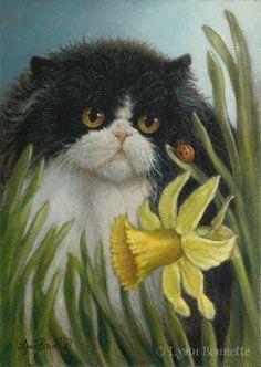 Art by Lynn Bonnette: March 2010