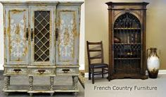 french country furniture - Google Search