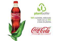 The bio-based coke bottle in Mexico