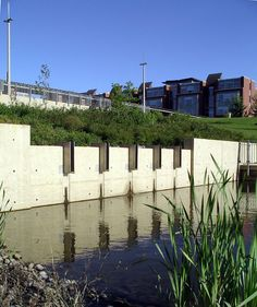 Durham College/ University of Ontario Institute of Technology | Durham Canada | DTAH #water #SUDS #WSUD #sustainable #design