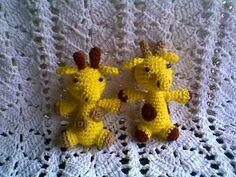 CROCHET - GIRAFFE / GIRAFE / GIRAAF - Zan Crochet: Free Amigurumi Pattern
