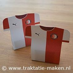 Afbeelding van de traktatie Feyenoord voetbalshirt
