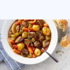One Pot Soups & Stews : Target Beef Recipes, Cooking Recipes, Healthy Recipes, Eat Healthy, Instant Pot Dinner Recipes, Beef Dishes, Pressure Cooker Recipes, Soups And Stews, Stuffed Peppers