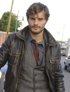 Jamie Dornan as Graham Humbert in Once Upon a Time