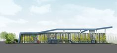 Gallery of SOM breaks ground on New York's First Net Zero Energy School - 8