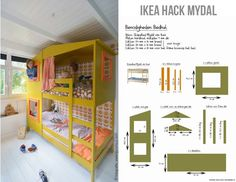 ikea hack mydal how to