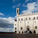 Palazzo dei Consoli visto da #intimaumbria #Gubbio