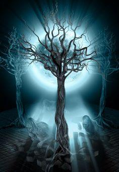 Ghost & Graveyard