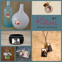 Photography-integrated jewelry - love it! > pin it to win it > #jewelryforphotographers