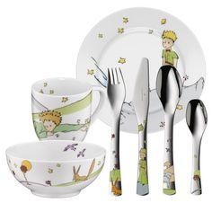 Le Petit Prince - The Little Prince children's dishes set
