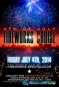 july 4th nyc cruise