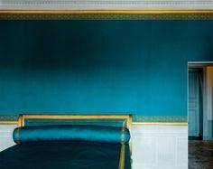 Robert Polidori, chambre de Marie-Louise Bonaparte, Petit Trianon - Attique, Chateau de Versailles, 2008