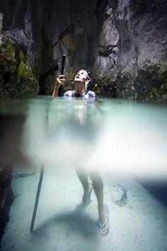 Octopus cave- El Nido by Tao Philippines