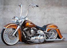 Motorcycle Paint Jobs, Motorcycle Types, Bobber Bikes, Bobber Motorcycle, Cruiser Motorcycle, Harley Softail, Vintage Indian Motorcycles, Vintage Bikes, Custom Harleys