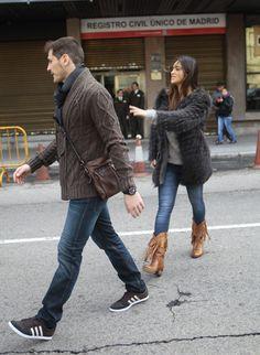 Sara Carbonero & Iker Casillas