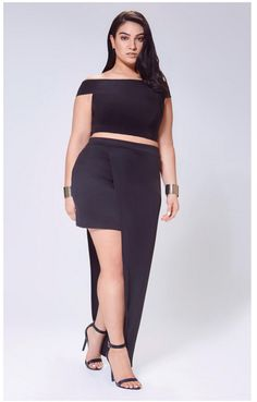 d1eaed5b521 Nadia Aboulhosn x Boohoo Plus Size Collection