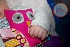 FREE owl softie pattern - could enlarge for an adorable throw pillow or stuffy! @Amy Gabriel great baby gift :D