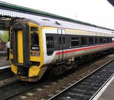 Intercity class 158 - Alternative Railways - Galleries - RMweb