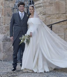 En ¡HOLA!: La fotógrafa española de la boda más elegante del año