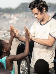 in Ghana, January 2013