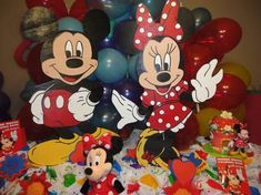 Mickey Mouse Clubhouse - Birthday Decoration - Proto Props - 3 ft.