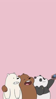 we bare bears wallpaper iphone we bare bears wallpaper iphone cartoon panda We Bare Bears Wallpapers, Panda Wallpapers, Cute Cartoon Wallpapers, Iphone Wallpapers, Ice Bear We Bare Bears, We Bear, Cute Disney Wallpaper, Kawaii Wallpaper, Laptop Wallpaper