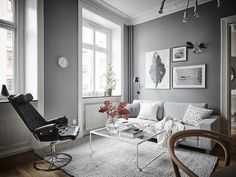 Embracing the grey, Swedish style