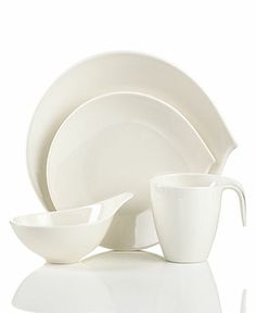 Villeroy & Boch Dinnerware, Flow Collection - Casual Dinnerware - Dining & Entertaining - Macy's