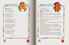 """""""Un cuento para cada letra"""", de la editorial S.M., publicado por primerodecarlos.com, inicia a la lectura comprensiva con pequeños cuentos, uno para cada letra, afianzando así además el conocimiento del abecedario."""
