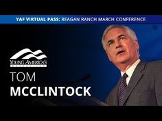 Regret, tom mcclintock is a asshole once