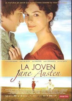 La joven Jane Austen [Vídeo]. Director: Julian Jarrold. Barcelona: Manga Films, 2005. DVD: 120 min.