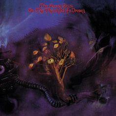 On The Threshold Of A Dream by The Moody Blues. Listened to on December 6.