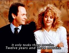 Miss at la Playa: Best quotes from 'When Harry met Sally', 'You've got Mail' and 'Sleepless in Seattle' - Thank you Nora When Harry Met Sally, Harry And Sally, Dawson Crece, Pretty Woman, Soulmate Quiz, Sleepless In Seattle, Meeting Your Soulmate, The Blues Brothers, Along Came Polly