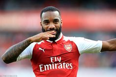 Cutyexpress: Is Arsenal boss to blame for Lacazette injury? Football Tournament, Arsenal Football, Arsenal Fc, Everything Has Change, World Cup Russia 2018, Good Soccer Players, Soccer Skills, International Football, Fifa World Cup
