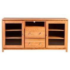 Forest Designs Urban TV Cart with Drawers - 4157- UH-24H-NA