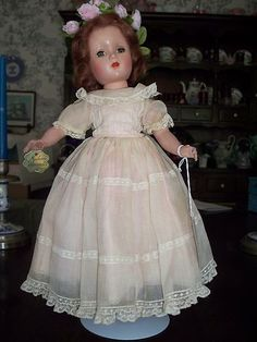 Vintage Madame Alexander Princess Margaret Rose 1950