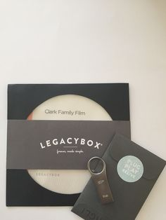 One of the best gifts I've ever received. 53 minutes of my childhood digitized on a jump drive and DVD from @thelegacybox