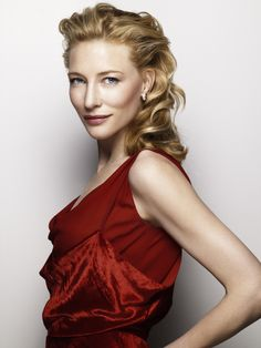 Australian Actress {Cate Blanchett} Photograph by Regan Cameron
