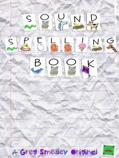 This is a book that gives students practice segmenting their sounds and writing letters.  Each letter has 5 pictures that begin with that letter.  ...
