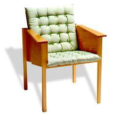 #armchair #poltrona Palafita by Paulo Alves