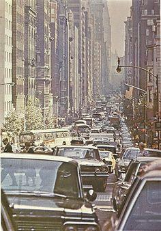 New York City, 1971