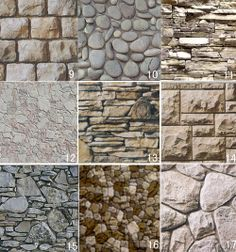 Faux Stone Siding Panels: Earth Colorado Stacked Stone Panel ...