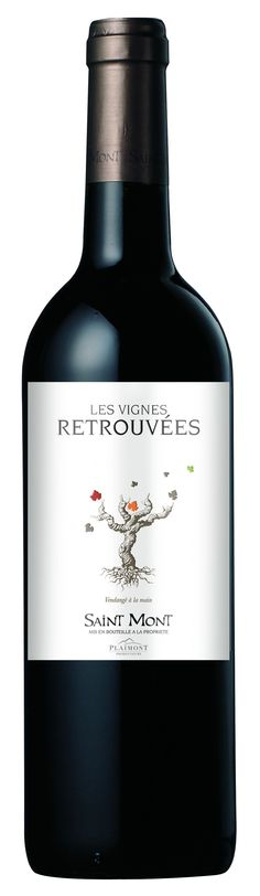 """Plaimont Producteurs will reveal its red and white wine """"Les Vignes Retrouvées"""", a true testament to Saint Mont's terroir. An elegant, authentic wine balanced by good freshness and round tannins to taste at #Vinexpo-Asia Pacific 2014 !"""