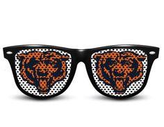 Chicago Bears Custom Made Wayfarer Glasses Sunglasses Any Team Any Colors You Choose Football NFL on Etsy, $5.99