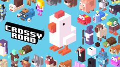 CROSSY ROAD - iPad / iPhone / Android - SUBSCRIBE