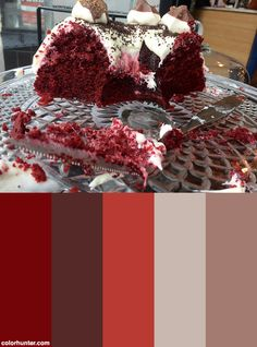 Red+Velvet+Cake+Salon+Re+Fulton+Street+Food+Color+Scheme